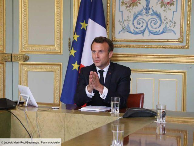CORONAVIRUS : «Les frontières avec les pays non-européens restent fermées jusqu'à nouvel ordre» (Emmanuel Macron)