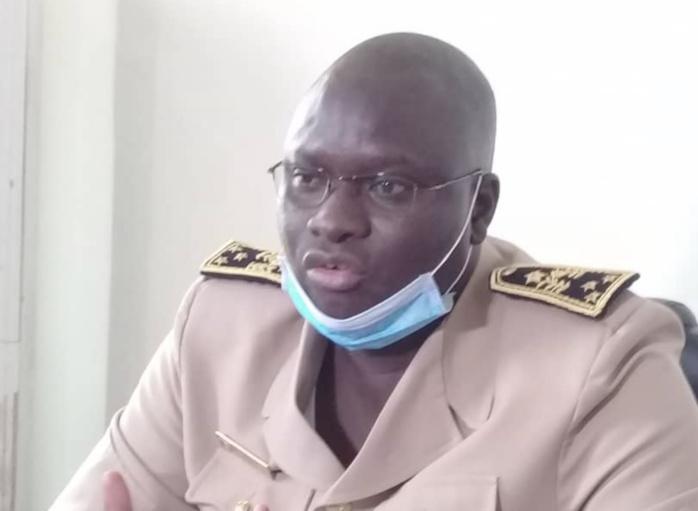 Kédougou/Covid-19 : Le gouverneur fait un bilan d'étape et prépare la distribution de l'aide alimentaire.