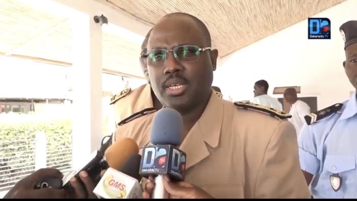 Ziguinchor / Luttre contre le Covid-19 : Le gouverneur Guedj Diouf annonce des mesures restrictives.