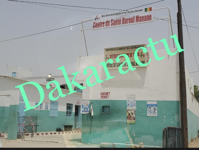 COVID19 À TOUBA / Un nouveau cas communautaire confirmé... 2 cas suspects.. 14 cas testés negatifs mais toujours confinés... Le centre de Darou Marnane rouvert.