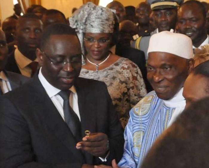 Le langage codé entre Macky Sall et Abdoulaye Wade.
