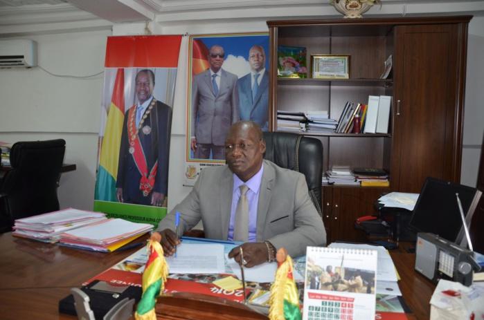 Guinée Conakry: Apres le président de la CENI, un ministre emporté par le Coronavirus.