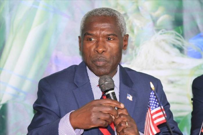 Soutien des USA au Sénégal au face au Covid-19 : Près de 2,5 milliards selon Tulinabo S. Mushingi, Ambassadeur des États-Unis au Sénégal.