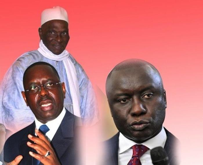Macky Sall, Idrissa Seck et Abdoulaye Wade: Jeu d'échecs à trois autour du Pds.