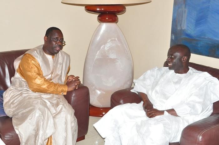 Ce qu'a dit Idrissa Seck à Macky Sall à propos de la présidence de l'Assemblée nationale