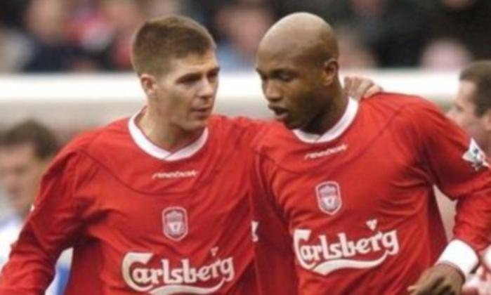 Insolite: le jour où El-Hadji Diouf et Steven Gerrard se sont battus dans le vestiaire de Liverpool