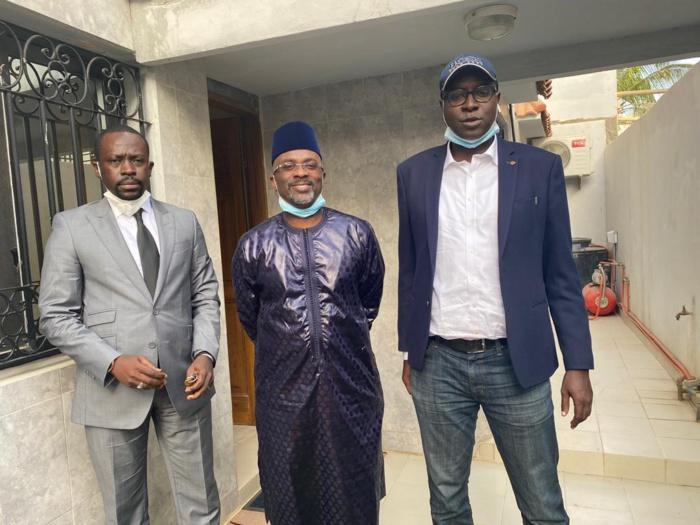Médina : Cheikh A. Tidiane Bâ et Pathé Ndoye Bâ jettent les nouvelles bases d'une collaboration politique