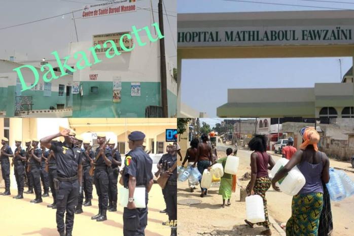 Covid-19 à Touba et Mbacké / 8 cas au total dont 6 communautaires... Darou Marnane affiche le plein.