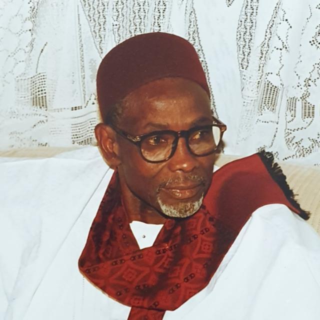 Nécrologie : Rappel à Dieu du père de Amadou Lamine Ndiaye (Directeur général de Sablux)