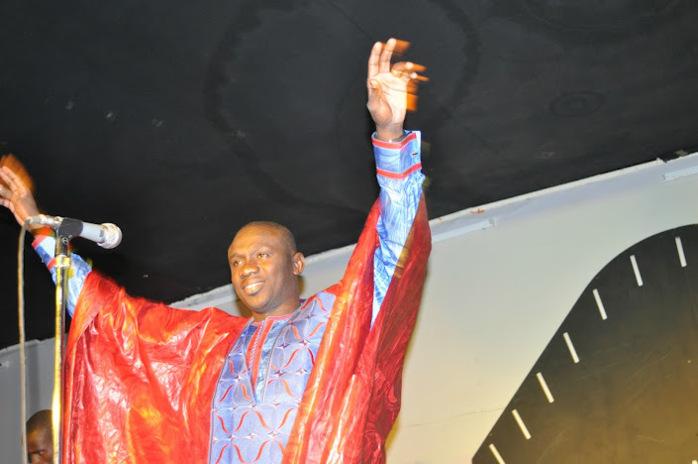 Pape Diouf, nouveau roi du Mbalax ?