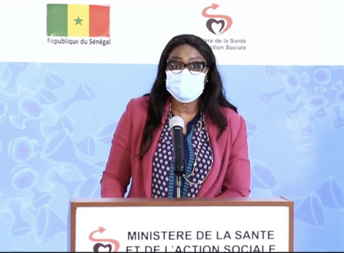 COVID-19 / Distribution de l'aide alimentaire : Voici l'intégralité de l'intervention de la SG et porte-parole du Ministère du Développement Communautaire de l'Equité Sociale et Territoriale
