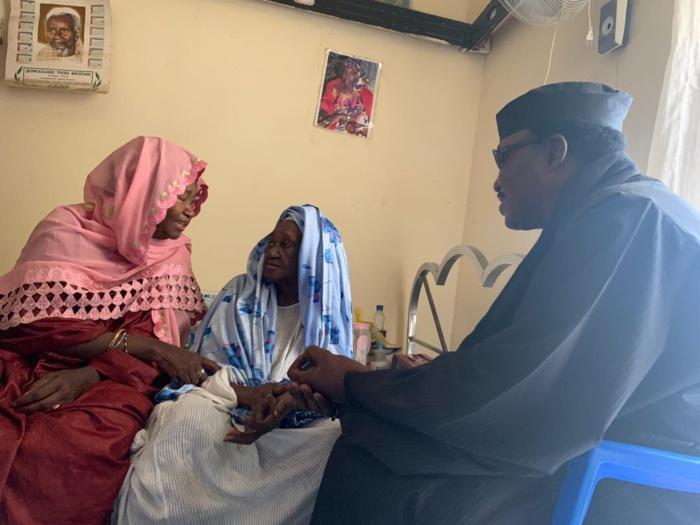 TOUBA EN DEUIL - Sokhna Assiétou Bousso, centenaire et veuve de Serigne Abdou Khadre Mbacké, est rappelée à Dieu.