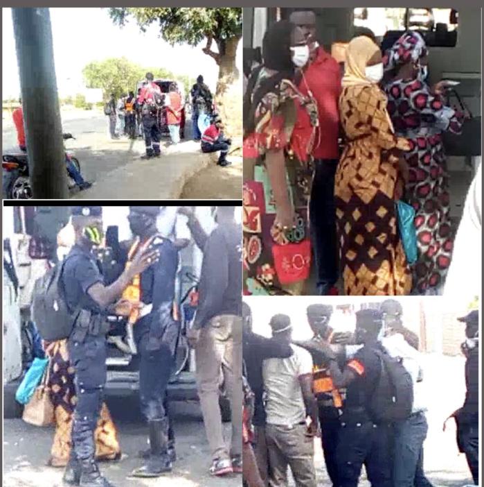 Déplacements inter-région : Des voyageurs rejoignent clandestinement Dakar avec la complicité de forces de l'ordre, ambulanciers et chauffeurs de corbillard.