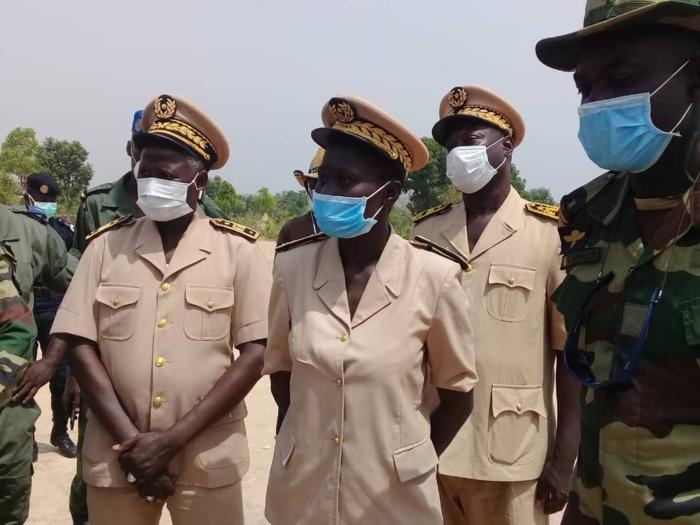 Kédougou / Frontière Sénégalaise - Guinéenne : 8 personnes interpellées, du matériel saisi.