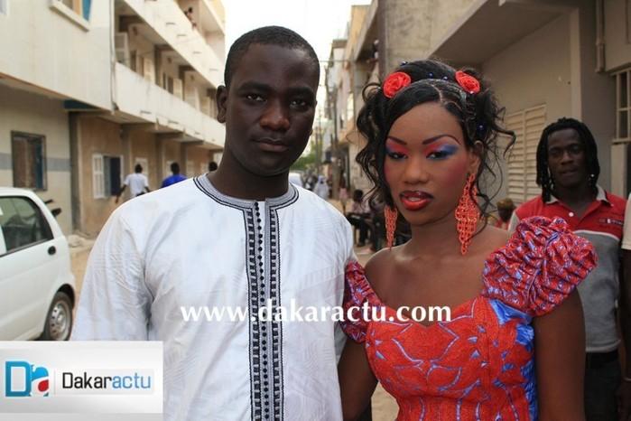 Les photos du mariage de Modou Mbaye, le fils de Bécaye Mbaye