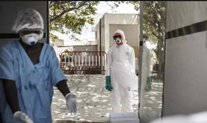 COVID-19 : la sévérité élevée au Sénégal sous l'effet des nouveaux cas