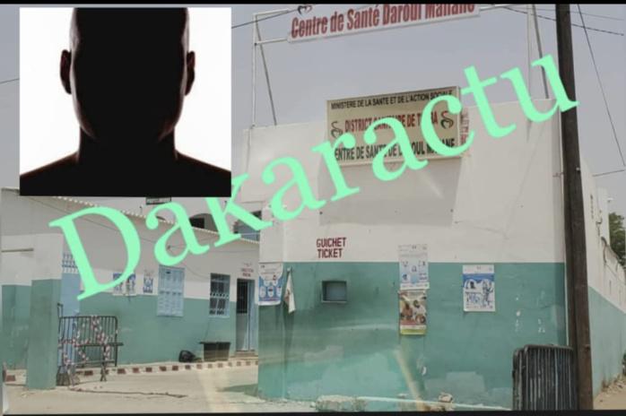TOUBA - Un détail sur le malade de covid-19 interné à Darou Marnane auteur de l'enregistrement sonore niant l'existence de la maladie.