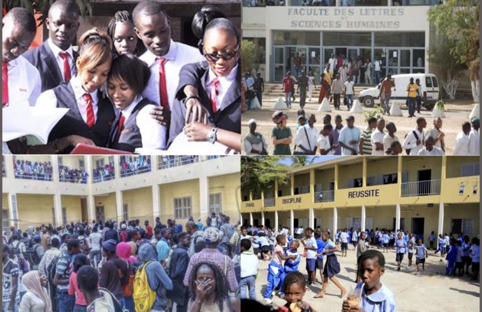Covid-19 : Le tourment des élèves et étudiants confinés dans « une année scolaire encore incertaine »