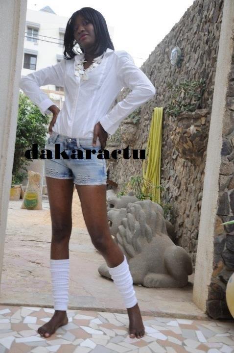 Mariama Siré Diallo, une belle halpular dans la mode
