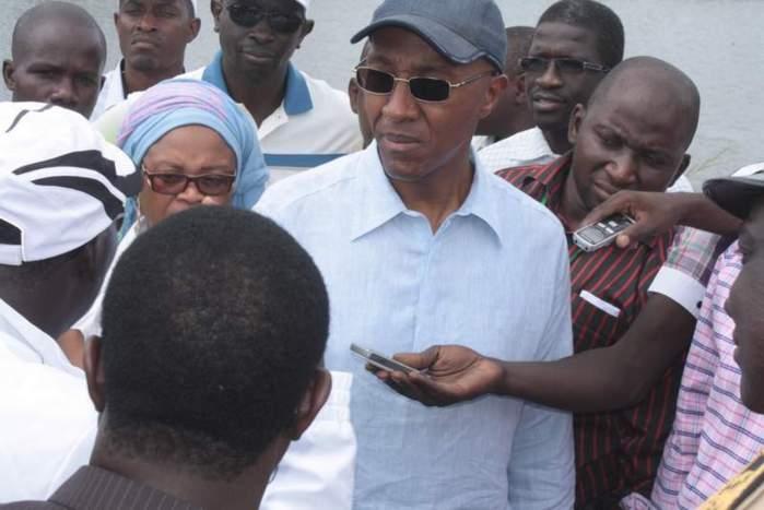 Abdoul Mbaye et l'entrée en politique