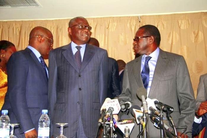Les dessous de la brouille ente Pape Diop, Mamadou Seck et Abdoulaye Baldé
