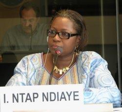 La paix en Casamance (Innocence Ntap Ndiaye)