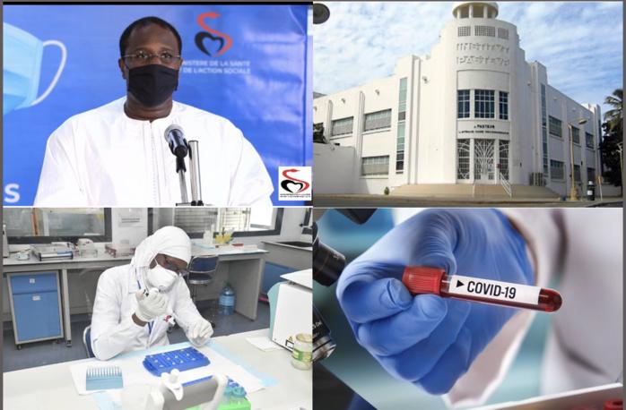 Le directeur de l'Institut Pasteur sur les tests rapides : « Pour les prélèvements qui sont faits  avant 20h, les résultats sont disponibles le même jour »