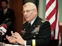 Lutte contre le terrorisme: Le général Ham des U.S.A à Dakar