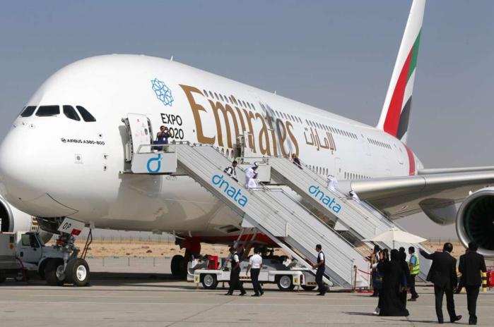 Covid 19 : un vol commercial Dubaï-Dakar pour permettre aux sénégalais de rentrer incessamment