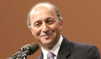 Laurent Fabius à Dakar vendredi