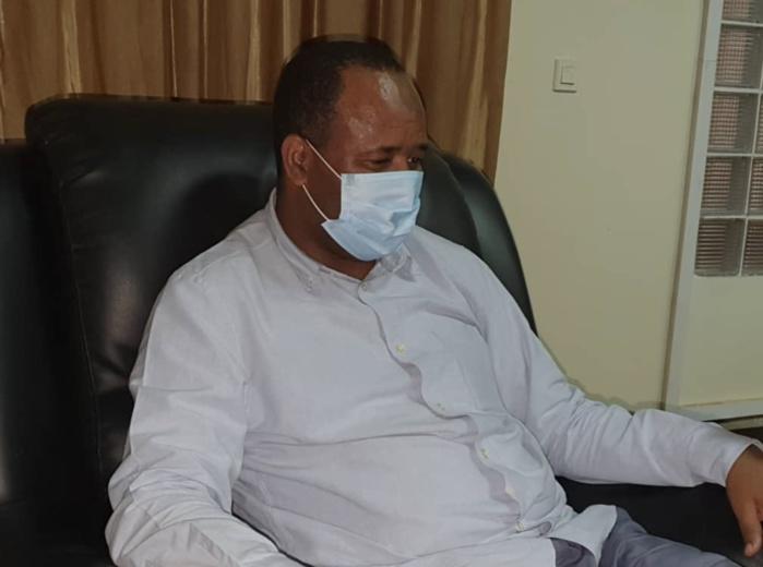 Kolda : « C'était extrêmement important pour moi de renoncer à mon salaire de maire pour six mois afin de mieux lutter contre le Covid-19… La vie ce n'est pas que de la politique… » (Abdoulaye Bibi Baldé, maire)