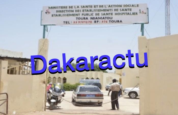 AVANCÉE DU COVID-19 À TOUBA / Le marché Ocass respire... L'hôpital Ndamatou fragilisé,  panique... Les sites de traitement dépassés.