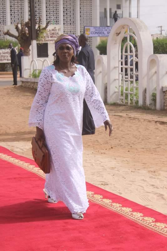 Aminata Tall à Moustapha Cissé Lô : «Tu es un lâche…»