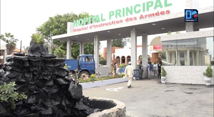Covid-19 : Décès d'un patient de 37 ans à l'hôpital Principal de Dakar.
