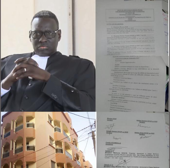 Affaire de l'expulsion de Moussa Diop à Pikine( Technopole) : Les éclairages de Me Abdou Dialy Kane.