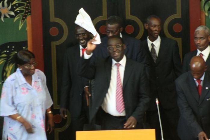 Le rôle de la France dans l'élection de Moustapha Niasse à la présidence de l'Assemblée nationale