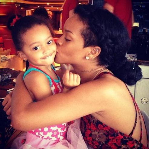 Habillage de Rihanna sur Jeux Fille Gratuit