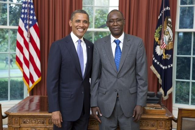 Ce que Barack Obama a dit du Sénégal à notre ambassadeur aux Etats-Unis.