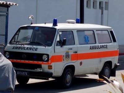 Une ambulance qui tue...