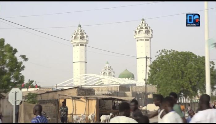 LEONA NIASSÈNE : L'Imam convoqué après la prière du vendredi, le Khalife l'accompagne.