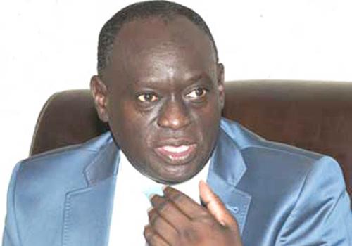 """Me Elhadj Diouf: """"Je vais combattre la parité qui est une escroquerie et une fumisterie politique""""."""