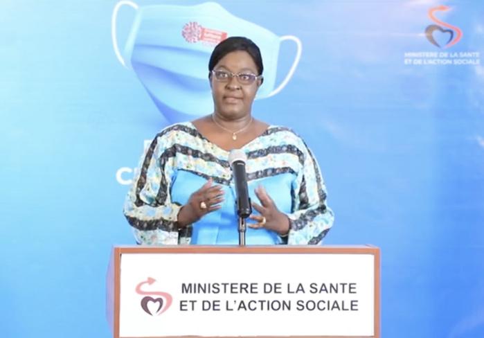 Tests à domicile, Artemisia, port de masque : Les vérités de la directrice de la Santé, le Dr Marie Khémesse Ngom Ndiaye...