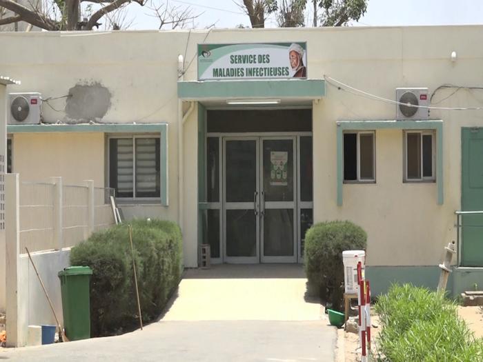 COVID-19 / Hôpital régional de Kaolack : Les 2 malades de Darou Salam sont guéris.