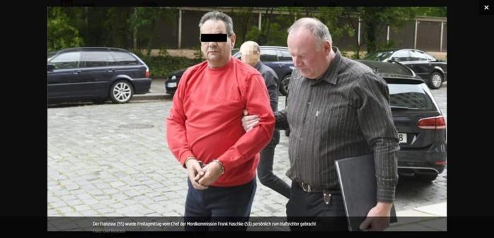 Meurtre de Dresde - Violeur et trafiquant : les révélations sur le meurtrier des petits Léo Djiby et Maya