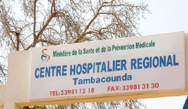 COVID-19 / Tamba : Les 3 cas communautaires sont des agents de l'hôpital régional.
