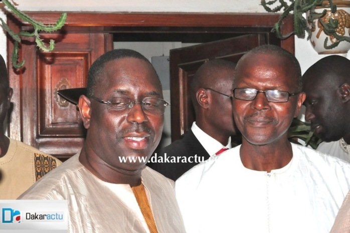 Macky Sall face à l'équation Ousmane Tanor Dieng.
