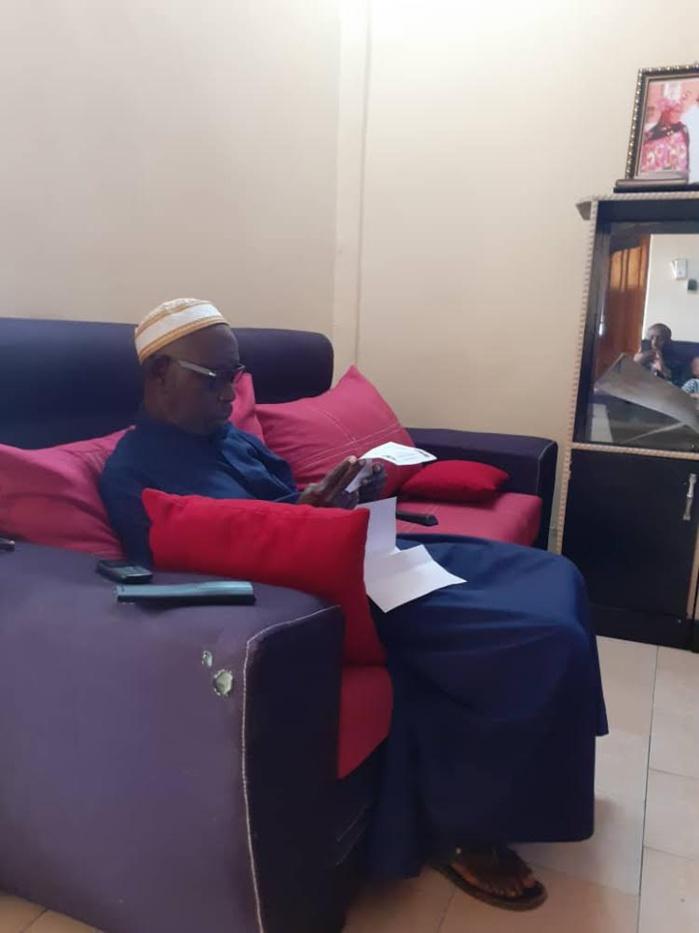 Nécrologie : Les journalistes Samba et Amadou Ndiaye en deuil.