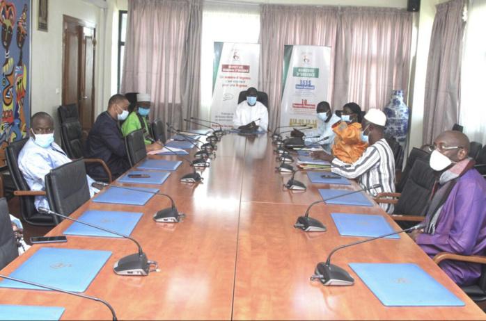 Lutte contre le Coronavirus : Les tradipraticiens reçus par le ministre de la Santé.