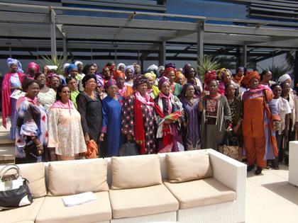 Parité et Quote-part des Femmes dans le Développement Local !