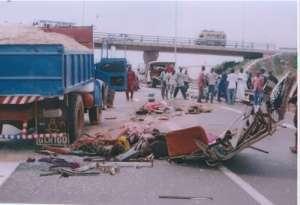 Accidents de la circulation : On est tous responsables.